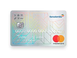MasterCard Joven Bancolombia requisitos