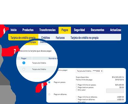 bancolombia com / empresas / puntos de atención / sucursal virtual