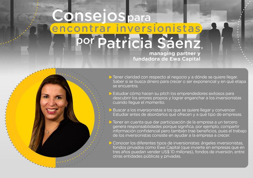 Consejo inversionistas para emprendimiento femenino